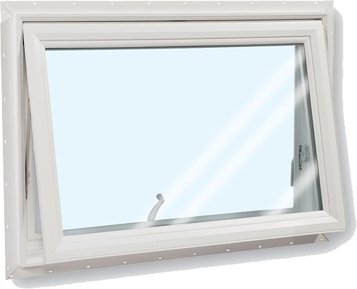 AW300 – AWNING WINDOW WELDED W/ BEVELED SASH Image