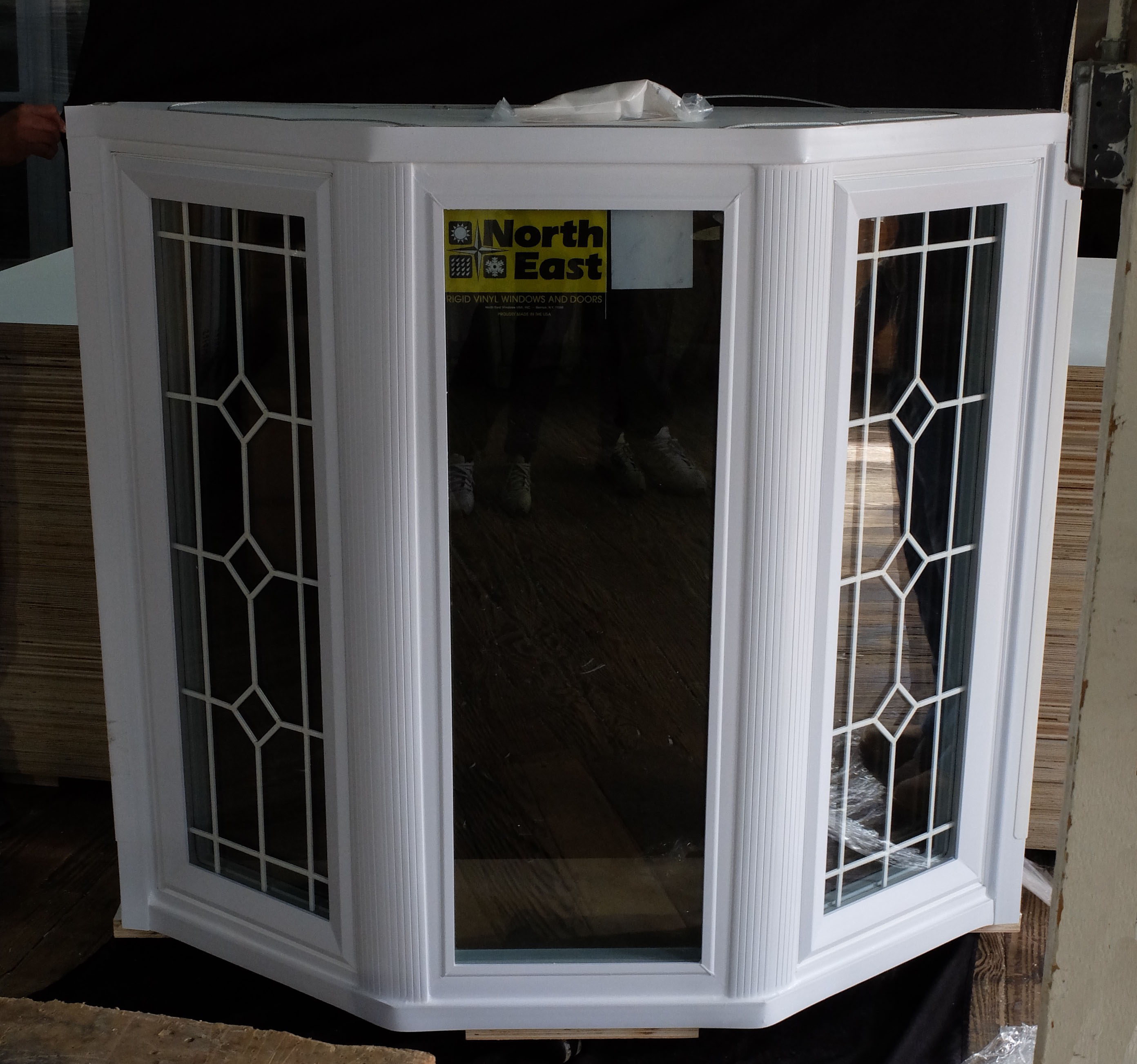 BOW – BOW WINDOW FULLY WELDED Image