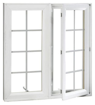 CW300 – CASEMENT WINDOW REPLACEMENT FULLY WELDED Image