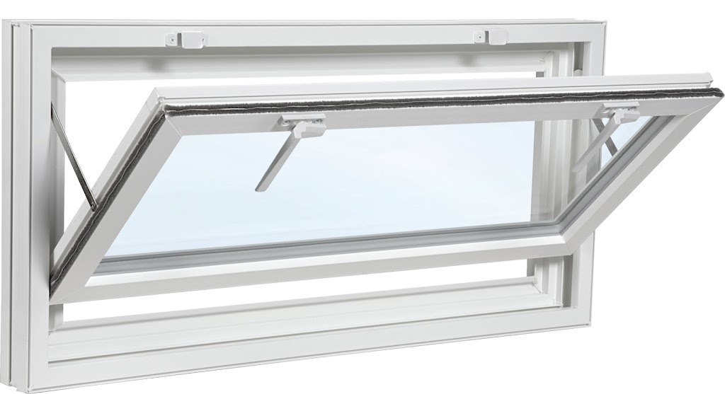 BH100 – BASEMENT HOPPER FULLY WELDED W/ BEVELED SASH Image