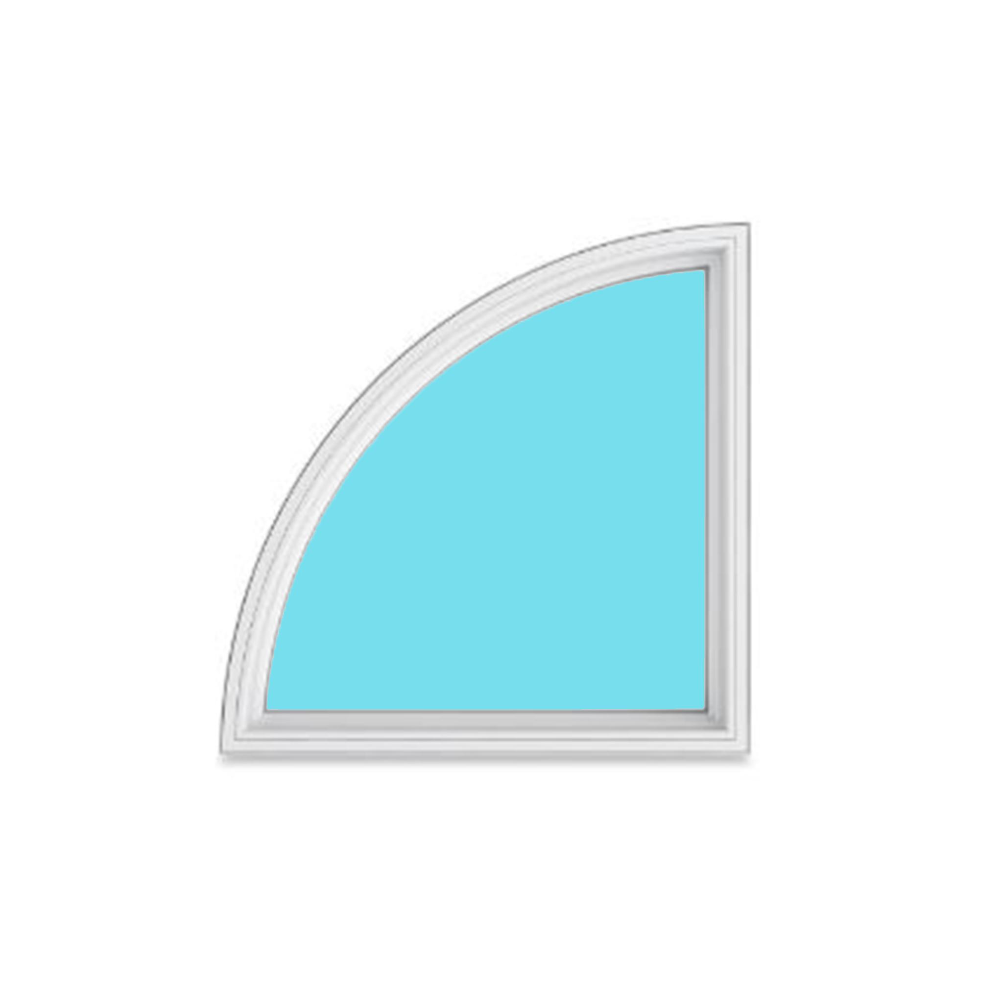 QUARTER ROUND Image