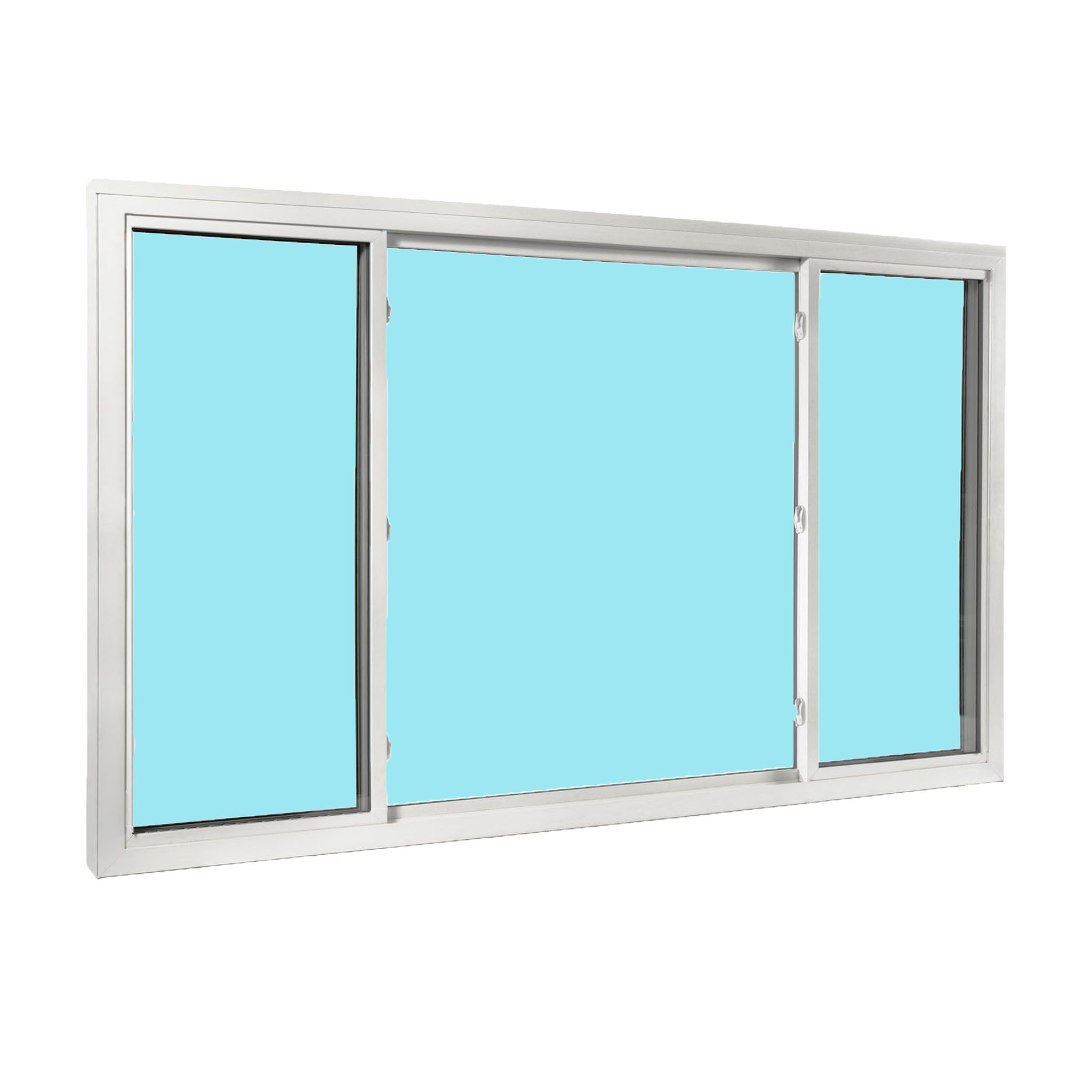 SL720 – REPLACEMENT SLIDER 3-LITE WELDED FRAME & SASH Image